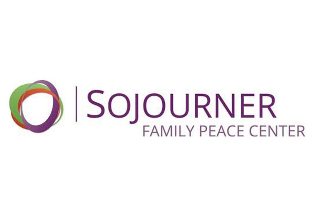 Sojourner Family Peace Center logo